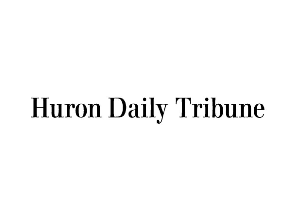 Huron Daily Tribune Logo