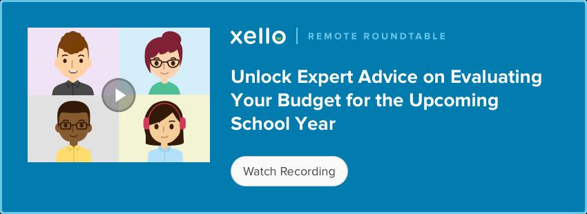 Budget Webinar